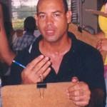 Sr. Alberto Figueroa - Artista Plástico Cubano