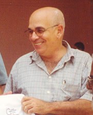 Sr. Enrique Román - Vicepresidente Primero del Instituto Cubano de Amistad con los Plueblos