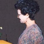Sra. Hayde Landin - Profesora de la Escuela de Bellas Artes de Puerto Rico