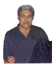 Sr. Pedro Pablo Oliva - Destacado Artista Plástico