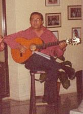 Sr. Rey Montesinos - Músico y Director de Orquesta Cubano