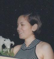Srta. Roxana Vazquez - Pintora y Colaboradora del Taller de Pablo Marcano García